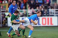 Garcia (Italia)<br /> Italia vs Irlanda<br /> Six Nations Rugby<br /> Stadio Flaminio, Roma, 05/02/2011<br /> Photo Antonietta Baldassarre Insidefoto