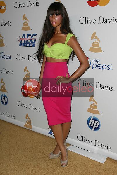 Leona Lewis<br /> at the Clive Davis Pre-Grammy Awards Party, Beverly Hilton Hotel, Beverly Hills, CA. 02-12-11<br /> David Edwards/DailyCeleb.com 818-249-4998