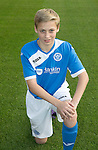 St Johnstone Academy Under 14&rsquo;s&hellip;2016-17<br />Scott Brogan<br />Picture by Graeme Hart.<br />Copyright Perthshire Picture Agency<br />Tel: 01738 623350  Mobile: 07990 594431