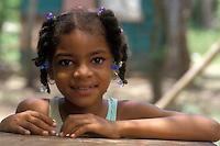 Girl, Dominican Republic