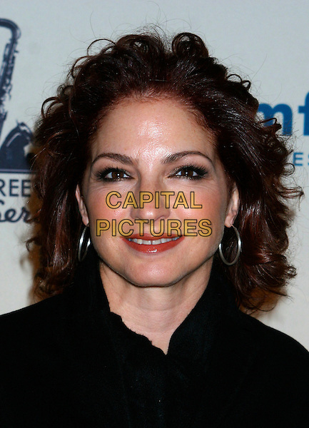 GLORIA ESTEFAN .Arrivals at the 2006 Cipriani/Deutsche Bank Concert Series Bennifiting Amfar,.New York City, New York, USA, .27 March 2006..half length.Ref: IW.www.capitalpictures.com.sales@capitalpictures.com.©Ian Wilson/Capital Pictures.