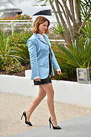 "CANNES, FRANCE. May 23, 2019: Lea Seydoux at the photocall for ""Oh Mercy!"" at the 72nd Festival de Cannes.<br /> Picture: Paul Smith / Featureflash"