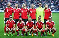 England Women v Austria Women - 10.04.2017 - AR