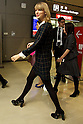 Taylor Swift arrives in Japan