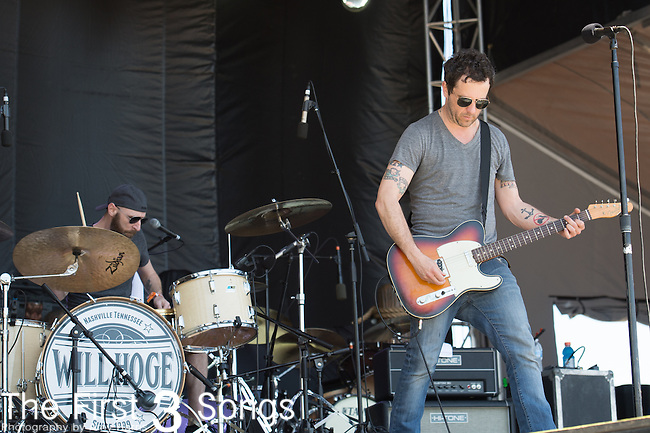 Will Hoge performs onstage during The Tortuga Music Festival in Fort Lauderdale, Florida.