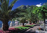 ITA, Italien, Lombardei, Comer See, Menaggio: Grand Hotel, direkt am See | ITA, Italy, Lombardia, Lake Como, Menaggio: Grand Hotel