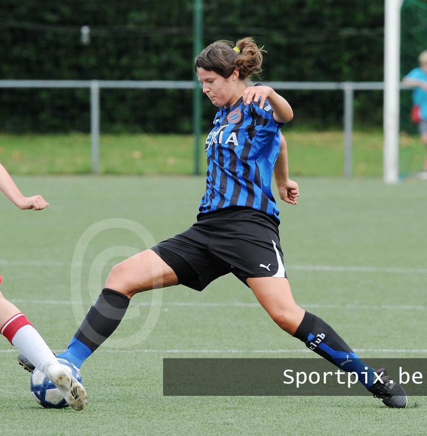 Dames Club Brugge : Saskia Bernaert.foto VDB / BART VANDENBROUCKE