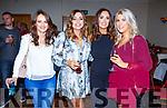 Grace McDonnell, Aislinn Carroll, Emma O'Brien and Michelle Galvin celebrating Emma's 30th birthday in Kerins O'Rahillys on Saturday night.