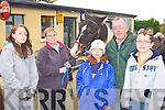 3974-3979.Abbie Miller Killorglin, Nancy Brosnan Killarney, Nicole, Dudley and CJ Miller Killorglin at the Horse Fair in Gap of Dunloe on Sunday.
