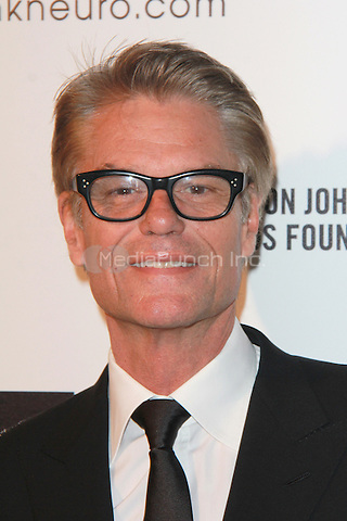 WEST HOLLYWOOD, CA - FEBRUARY 22: Harry Hamlin at the 2015 Elton John AIDS Foundation Oscar Party in West Hollywood, California on February 22, 2015. Credit: David Edwards/DailyCeleb/MediaPunch