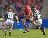 Leicester, Great Britain, Scarlets' Robert SIDOLI, during the Heineken Cup Semi Final, Leicester Tigers vs Llanelli Scarlets played at the Walker Stadium, on Sat. 21.04.2007.