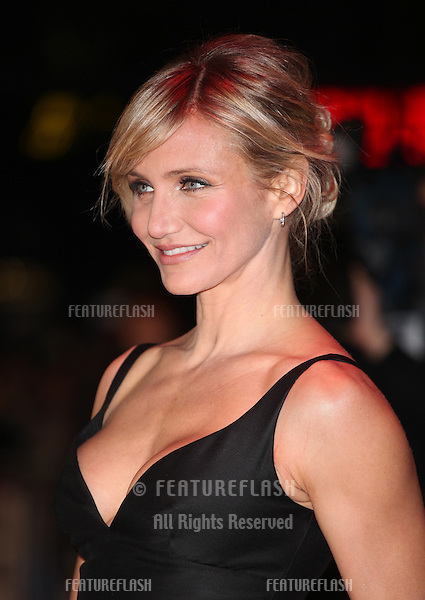 Cameron Diaz arriving for the World Premiere of Gambit, at the Empire Leicester Square, London. 07/11/2012 Picture by: Alexandra Glen / Featureflash