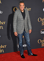 Brad Garrett at the world premiere of Disney's &quot;Christopher Robin&quot; at Walt Disney Studios, Burbank, USA 30 July 2018<br /> Picture: Paul Smith/Featureflash/SilverHub 0208 004 5359 sales@silverhubmedia.com