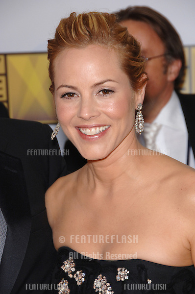 Actress MARIA BELLO at the 11th Annual Critics' Choice Awards in Santa Monica, presented by the Broadcast Film Critics Association..January 9, 2006  Santa Monica, CA.© 2006 Paul Smith / Featureflash
