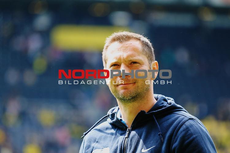 09.05.2015, Signal Iduna Park, Dortmund, GER, im Bild Pal Dardai (Trainer Hertha BSC Berlin)<br /> <br /> Foto &copy; nordphoto / Rauch