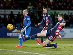 11.02.2019: Ross County v Inverness CT: Ross Stewart scores for Ross County
