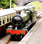Gloucestershire & Warwickshire Railway UK