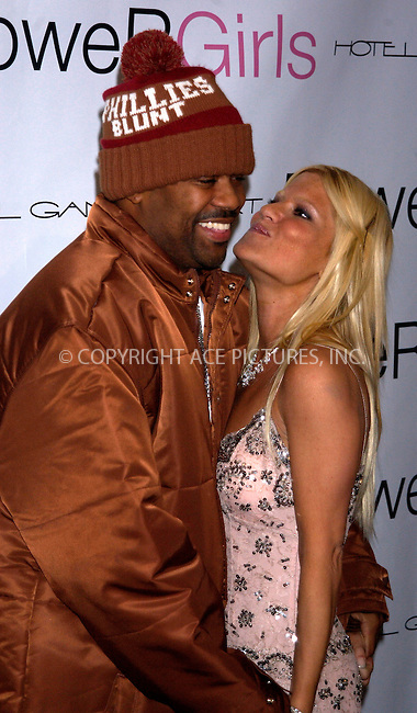 "WWW.ACEPIXS.COM . . . . . ....NEW YORK, MARCH 8, 2005....Lizzie Grubman and Damon Dash attend the premiere party of MTV's new reality show ""Power Girls."" .. ..Please byline: KRISTIN CALLAHAN - ACE PICTURES.. . . . . . ..Ace Pictures, Inc:  ..Philip Vaughan (646) 769-0430..e-mail: info@acepixs.com..web: http://www.acepixs.com"