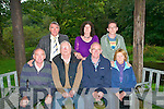 Athea Tidy Town's : Members of the Athea Tidy Towns committee pictured in Athea on Tuesday evening after their town was short listed in the Coco Cola Competition for tidy towns. Front : Michael Ahern, Lal Browne, Pat Higgins & Linda Mumbray. Back : Henry Moran , Margaret Scanlon & Damian Ahern