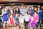 Elaine Maher Milltown seated centre celebrated her 21st birthday with her friends and family in Kingston's bar Killorglin on Saturday night