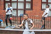 Community Champions street party, Mozart Estate, Paddington.