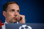 PSG's coach Thomas Tuchel during training session. <br /> November 25 ,2019.<br /> (ALTERPHOTOS/David Jar)