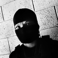 American ninjas (San Salvador, El Salvador)