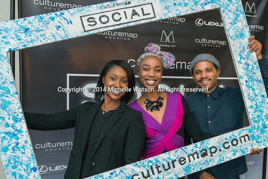 CultureMap Social at Gateway Memorial City