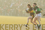 Colm Cooper Dr. Crokes v Darragh Breen Nemo Rangers in their AIB Senior Club Football Championship Munster Final at Mallow GAA Grounds on Sunday 30th January 2011.