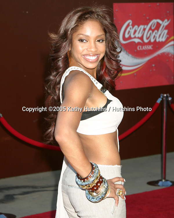 Brooke Valentine.2005 Soul Train Lady of Soul Awards.Pasadena Civic Auditorium.Pasadena, CA.September 7, 2005.©2005 Kathy Hutchins / Hutchins Photo....