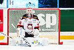 Stockholm 2014-10-14 Ishockey Hockeyallsvenskan AIK - Malm&ouml; Redhawks :  <br /> Malm&ouml; Redhawks m&aring;lvakt Pontus Sj&ouml;gren <br /> (Foto: Kenta J&ouml;nsson) Nyckelord:  AIK Gnaget Hockeyallsvenskan Allsvenskan Hovet Johanneshov Isstadion Malm&ouml; Redhawks portr&auml;tt portrait
