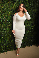 NEW YORK, NY - NOVEMBER 6: Ashley Graham at the 14th Annual CFDA Vogue Fashion Fund Gala at Weylin in Brooklyn, New York City on November 6, 2017. <br /> CAP/MPI/JP<br /> &copy;JP/MPI/Capital Pictures