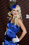 "LOS ANGELES, CA. - October 18: Singer Kerli arrives at the Spike TV's ""Scream 2008"" Awards at The Greek Theater on October 18, 2008 in Los Angeles, California."