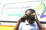 Tolani Olabisi when the Coastguard visited Marymount NS to give a talk about Water Safety...Photo NEWSFILE/Jenny Matthews.(Photo credit should read Jenny Matthews/NEWSFILE)....This Picture has been sent you under the condtions enclosed by:.Newsfile Ltd..The Studio,.Millmount Abbey,.Drogheda,.Co Meath..Ireland..Tel: +353(0)41-9871240.Fax: +353(0)41-9871260.GSM: +353(0)86-2500958.email: pictures@newsfile.ie.www.newsfile.ie.FTP: 193.120.102.198.