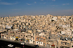 Jordan, a view of Amman as seen from the Citadel Hill&amp;#xA;<br />
