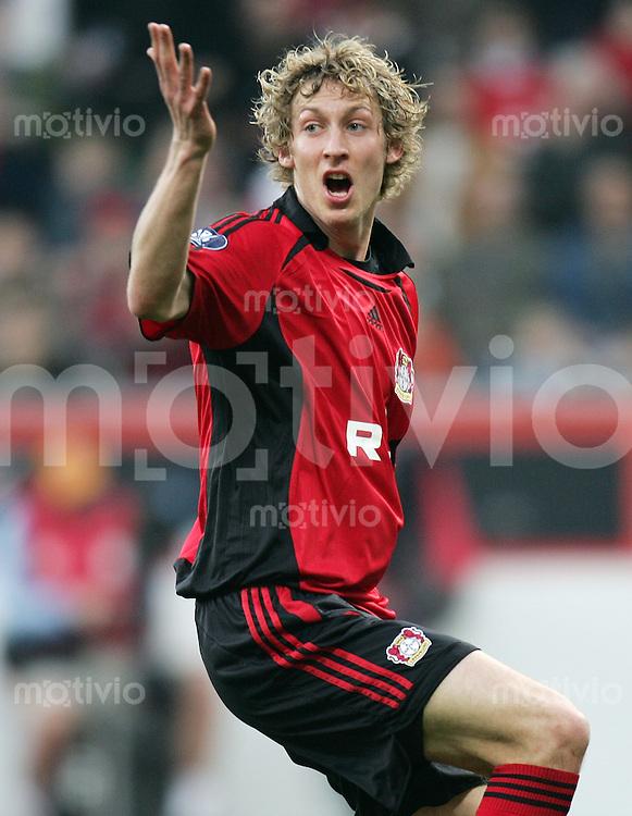 Fussball   International Uefa-Cup   Saison 2006/2007 Stefan KIESSLING (Bayer 04 Leverkusen)
