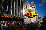 New York celebrate the 87th Macy's Thanksgiving Day Parade