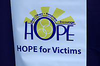 Michael McCollum<br /> 9/25/19<br /> HOPE for Victims Brick Memorial Event to commemorate National Day of Remembrance for Murder Victims Wednesday, September 25, 2019 at 6PM, City County Building in downtown Knoxville TN.