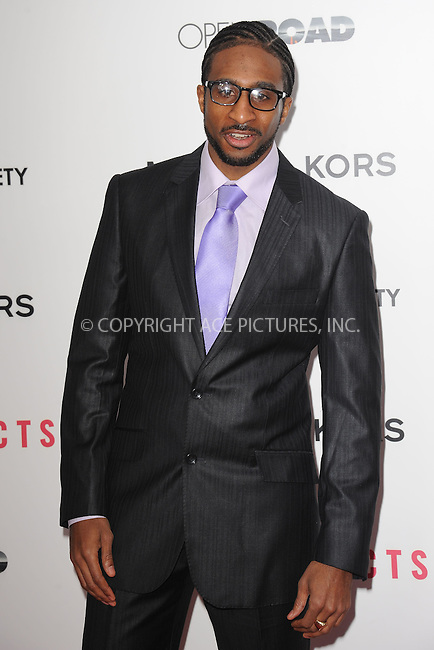 WWW.ACEPIXS.COM . . . . . .January 31, 2013...New York City....Vladimi Versailles attend the premiere of 'Side Effects' hosted by Open Road with The Cinema Society and Michael Kors at AMC Lincoln Square Theater on January 31on January 31, 2013 in New York City ....Please byline: KRISTIN CALLAHAN - ACEPIXS.COM.. . . . . . ..Ace Pictures, Inc: ..tel: (212) 243 8787 or (646) 769 0430..e-mail: info@acepixs.com..web: http://www.acepixs.com .
