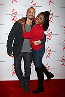 LOS ANGELES - JAN 17:  Bryton James, Loren Lott at the Young and the Restless Celebrates 30 Years at #1 at the CBS Television CIty on January 17, 2019 in Los Angeles, CA