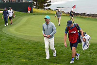 Paul Casey (GBR) heads to 9 during round 1 of the 2019 US Open, Pebble Beach Golf Links, Monterrey, California, USA. 6/13/2019.<br /> Picture: Golffile | Ken Murray<br /> <br /> All photo usage must carry mandatory copyright credit (© Golffile | Ken Murray)