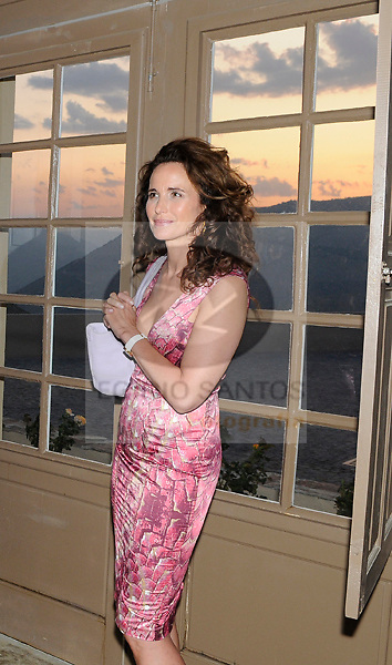 Andie McDowell, actress, at Douro Harvest Film.