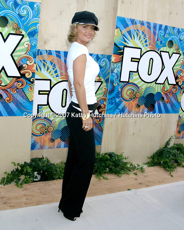 Kelly Carlson.Fox TV TCA Party.Santa Monica Pier.Santa Monica, CA.July 23, 2007.©2007 Kathy Hutchins / Hutchins Photo....