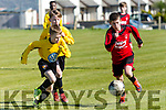 Park's Cianan Cooney at the Regional Cup Final U-13 Tim Fitzgerald Cup at Christy Leahy Park on Saturday St. Brendans Park V Aisling Annacotty