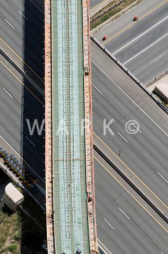 new light rail track contruction