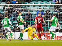 2019 Scottish Premiership Football Hibernian v Aberdeen Dec 7th