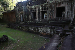 The ruins of Preah Khan in Angkor Thom, Cambodia. June 8, 2013.