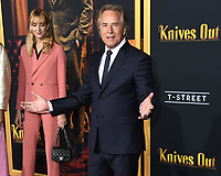 """14 November 2019 - Westwood, California - Don Johnson. """"Knives Out"""" Los Angeles Premiere held at Regency Village Theater. Photo Credit: Birdie Thompson/AdMedia"""