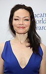 Katrina Lenk attends the 73rd Annual Theatre World Awards at The Imperial Theatre on June 5, 2017 in New York City.
