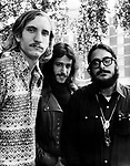 James Gang 1971 Joe Walsh,Dale Peters and Jim Fox<br /> &copy; Chris Walter